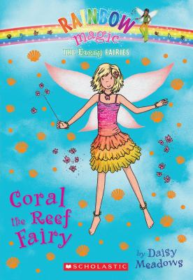 Coral the Reef Fairy Book cover