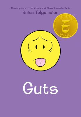 Guts Book cover