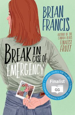 Break in case of emergency Book cover
