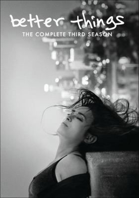 BETTER THINGS SEASON 3 Book cover
