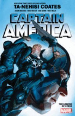 Captain America. Vol. 3 The legend of Steve Book cover