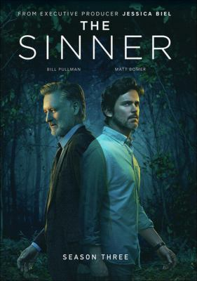 The sinner. Season 3 Book cover