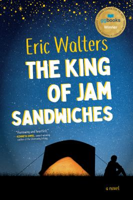 The king of jam sandwiches Book cover