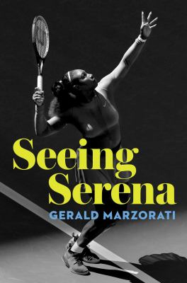 Seeing Serena Book cover