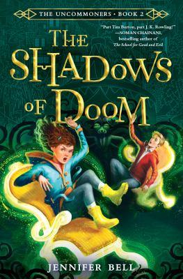 The shadows of doom Book cover