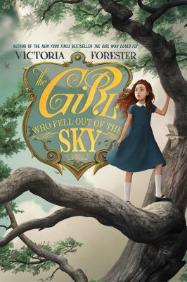 The girl who fell out of the sky Book cover