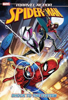 Spider-Man. Book 5 Shock to the system Book cover
