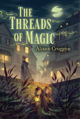 The threads of magic Book cover