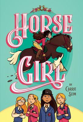 Horse girl Book cover