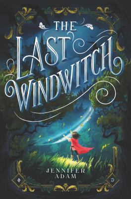 The last windwitch Book cover