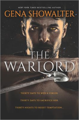 The warlord Book cover