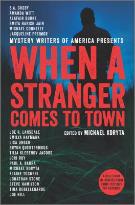 When a stranger comes to town Book cover