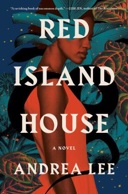 Red island house : a novel Book cover