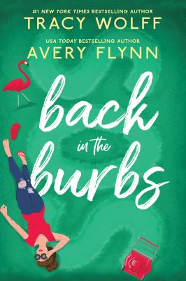 Back in the burbs Book cover
