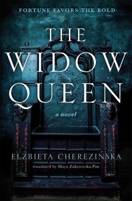 The widow queen : a novel Book cover