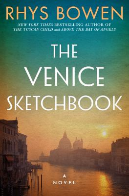 Venice Sketchbook : A Novel Book cover