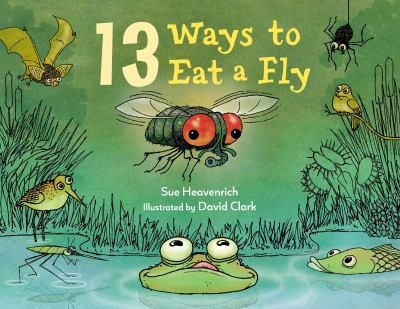 13 ways to eat a fly Book cover