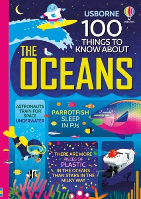 100 Things to Know about Oceans. Book cover