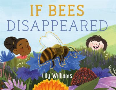 If bees disappeared Book cover