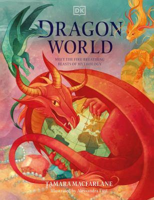Dragon world Book cover