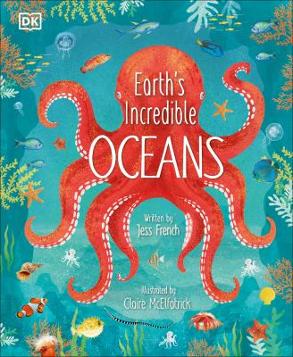Earth's incredible oceans Book cover