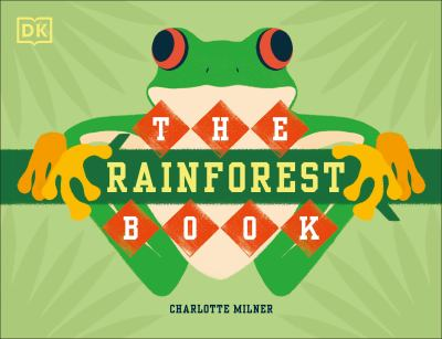 The rainforest book Book cover