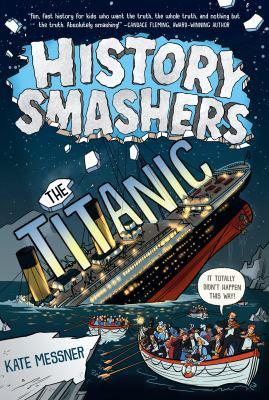 The Titanic Book cover