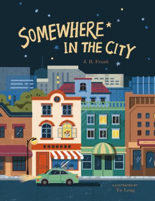 Somewhere in the city Book cover