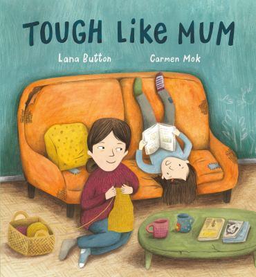 Tough like mum Book cover