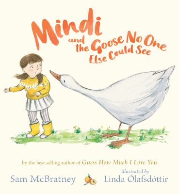 Mindi and the goose no one else could see Book cover