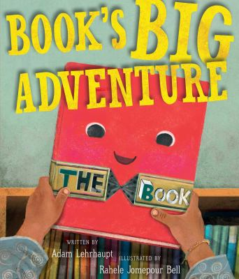 Book's big adventure Book cover