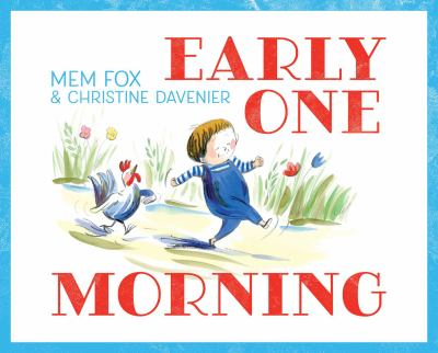 Early one morning Book cover