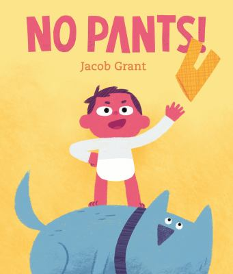 No pants! Book cover