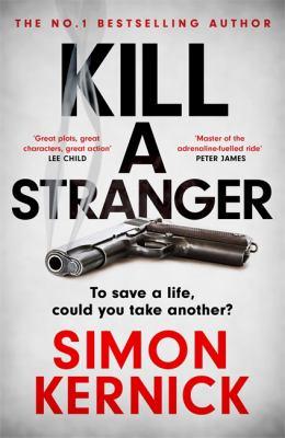 Kill a stranger Book cover