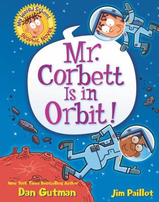 Mr. Corbett is in orbit! Book cover
