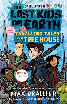 Thrilling tales from the tree house Book cover