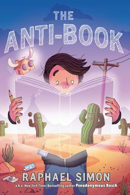 The anti-book Book cover