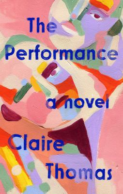 The performance Book cover