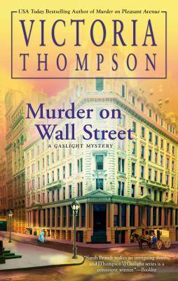 Murder on Wall Street : a gaslight mystery Book cover