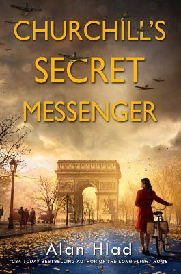 Churchill's secret messenger Book cover
