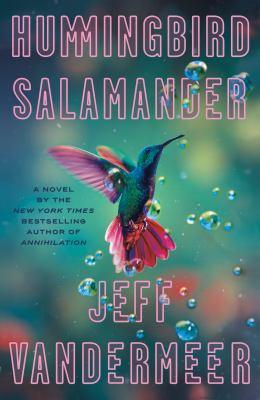 Hummingbird salamander Book cover