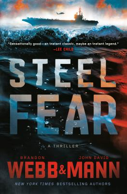 Steel fear : a thriller Book cover