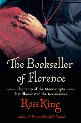 The bookseller of Florence Book cover