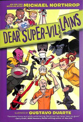 Dear DC super-villains Book cover