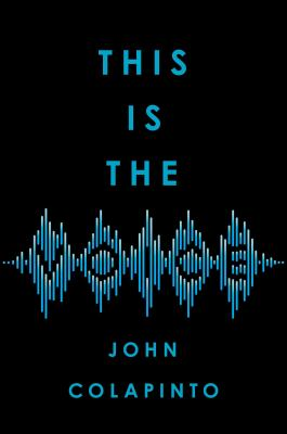 This is the voice Book cover