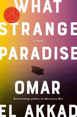 What strange paradise : a novel Book cover