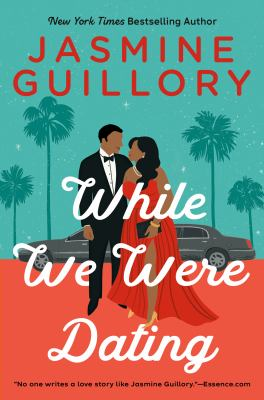 While we were dating Book cover