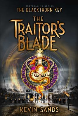 The traitor's blade Book cover