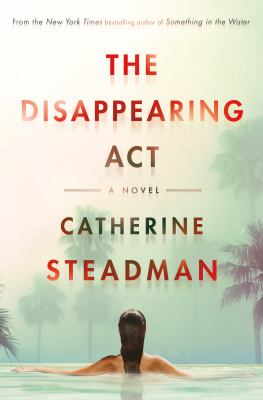 The disappearing act : a novel Book cover