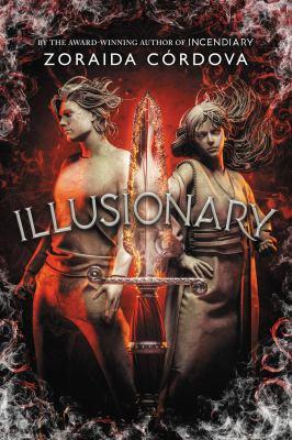 Illusionary Book cover